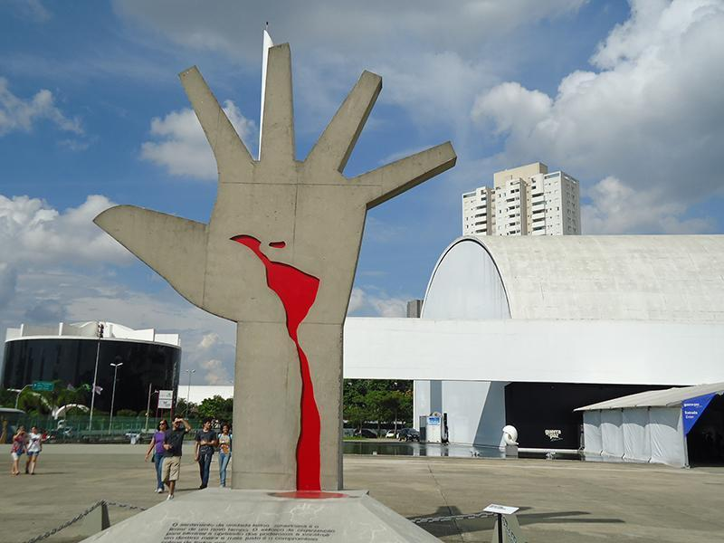 Obras de Oscar Niemeyer - Edificio e Galeria Califórnia