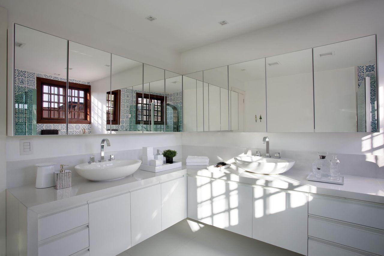 Banheiro Suíte Master De Lamego Mancini Arquitetura 84131 No Viva
