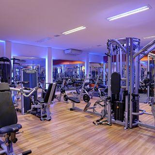 d5ece1ea2 Ambiente com iluminação de led e piso vinílico