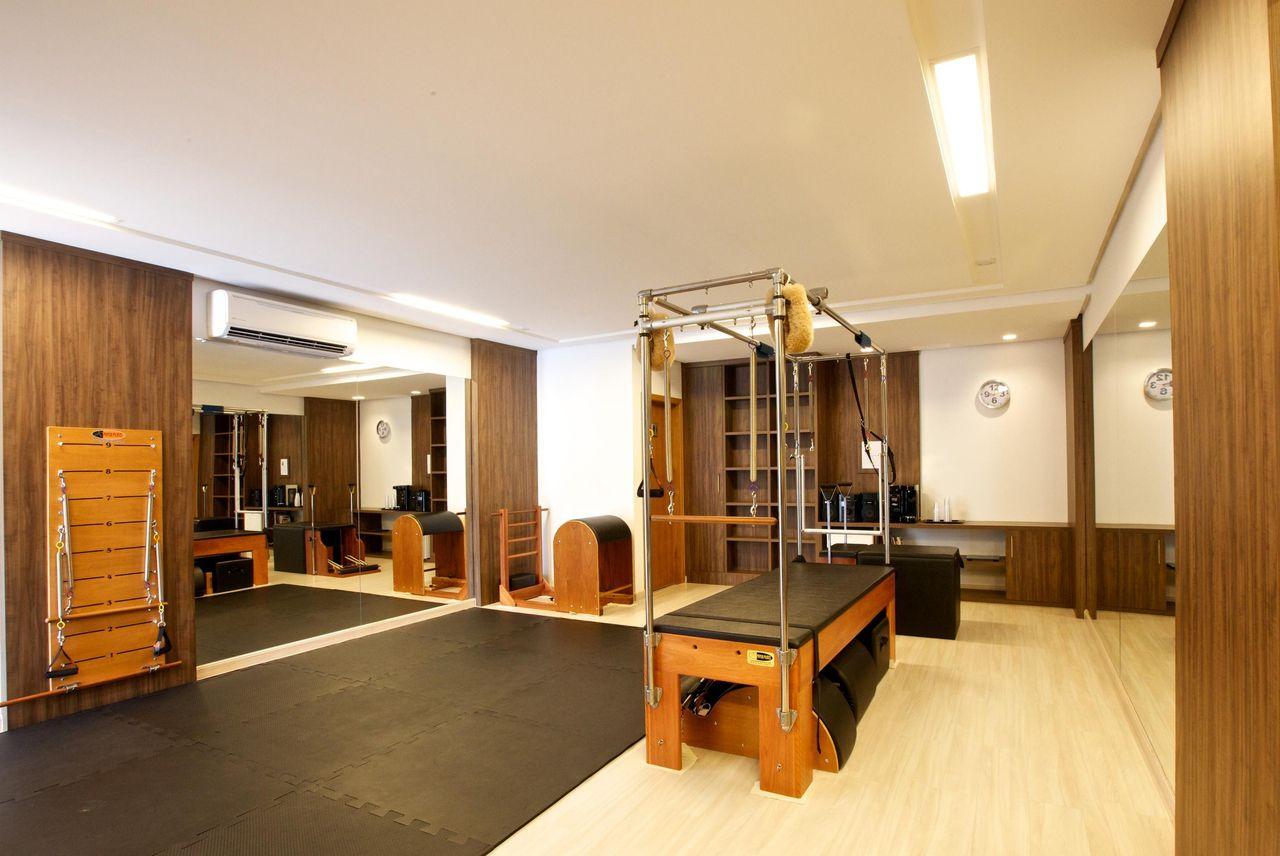 Korper Pilates De Ludmilla Coutinho 43708 No Viva Decora -> Tapete Para Sala De Pilates