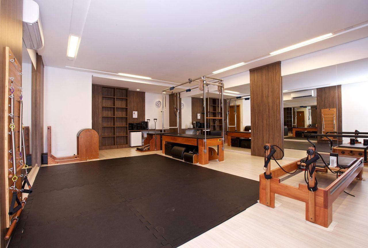 Korper Pilates De Ludmilla Coutinho 43709 No Viva Decora -> Tapete Para Sala De Pilates