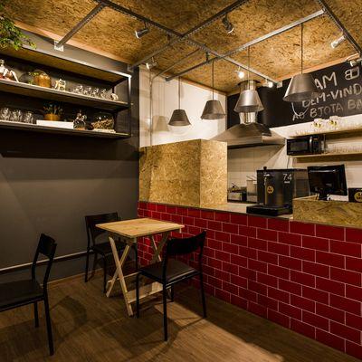 Decorao bar perfect decorao da festa do skate festa infantil with decorao bar trendy best - Como decorar un bar pequeno ...