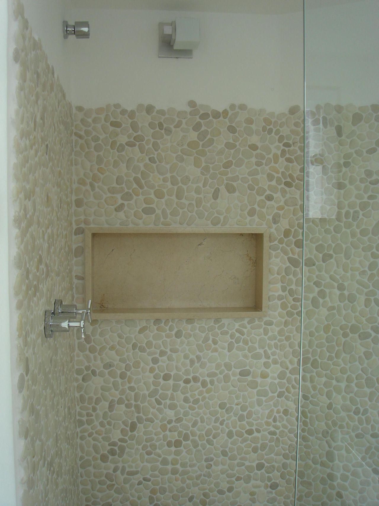 Suficiente Banheiro com Parede de Pedra de André Martins - 18002 no Viva Decora ZO27