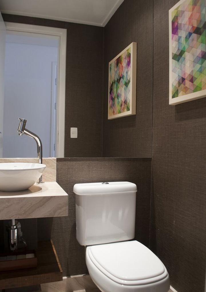 Banheiro de Gabriela Marques  6712 no Viva Decora -> Banheiro Simples Suite