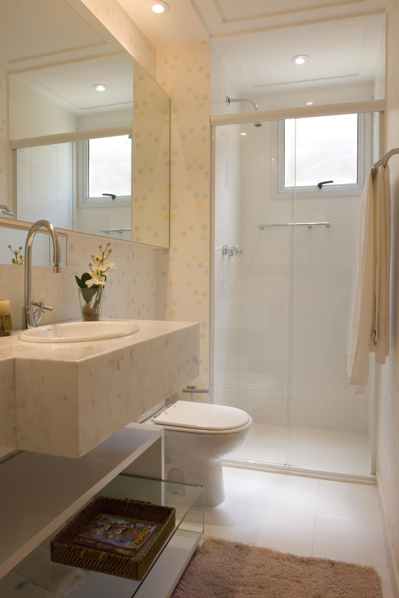 #474711 Banheiro Pequeno Simples E Bonito. Banheiro Pequeno  1280x1920 px modelo de banheiro simples e pequeno