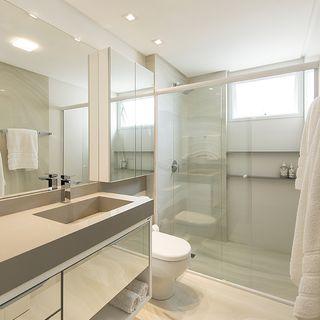 Banheiro Simples Médio Decoração 800 Fotos Dicas E Ideias
