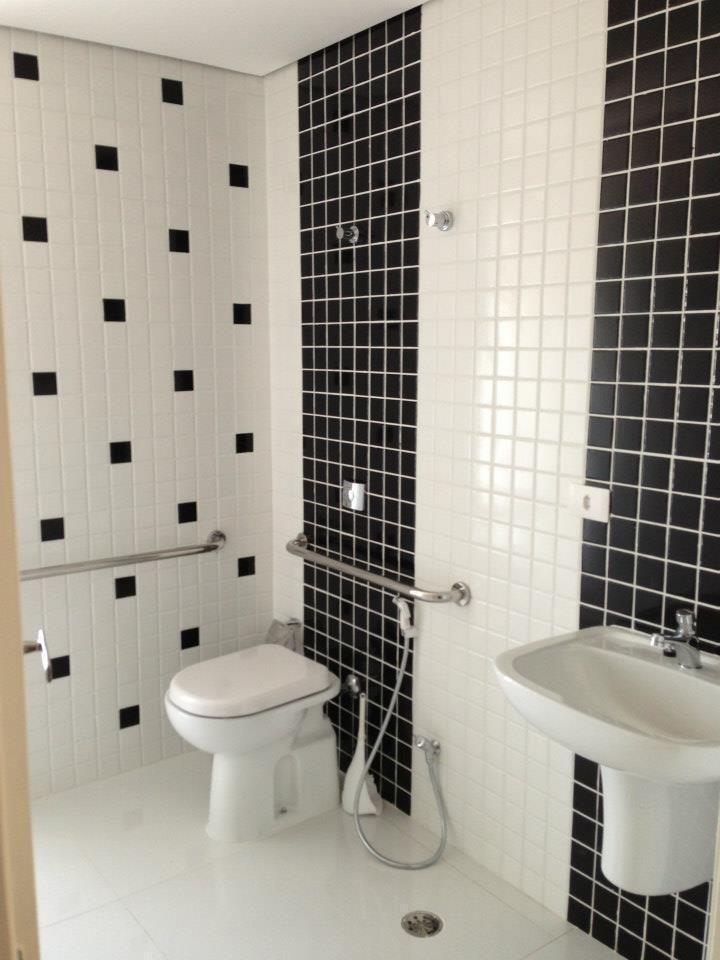 Conhecido Banheiro pequeno de Serra Vaz Arquitetura - 30803 no Viva Decora ZD95