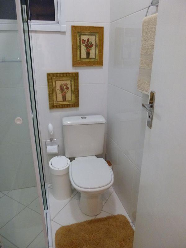 Como decorar um banheiro gastando pouco 18 dicas! -> Banheiro Pequeno Custo