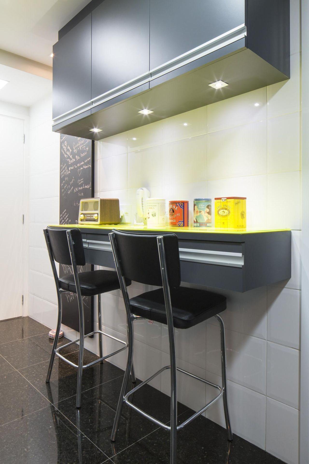 Cozinha De C H Arquitetura 12176 No Viva Decora
