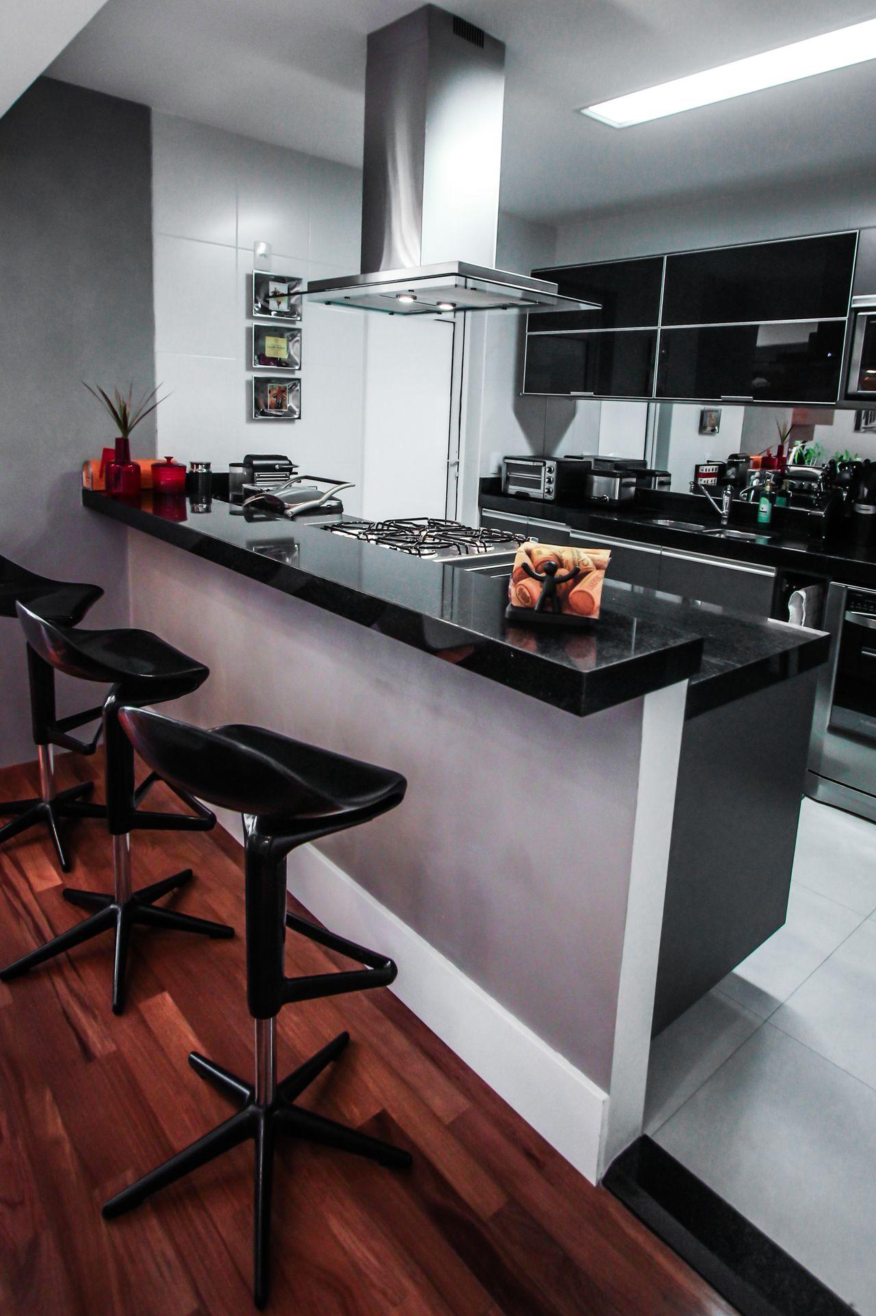 Mesa Bancada Para Cozinha Americana Oppenau Info