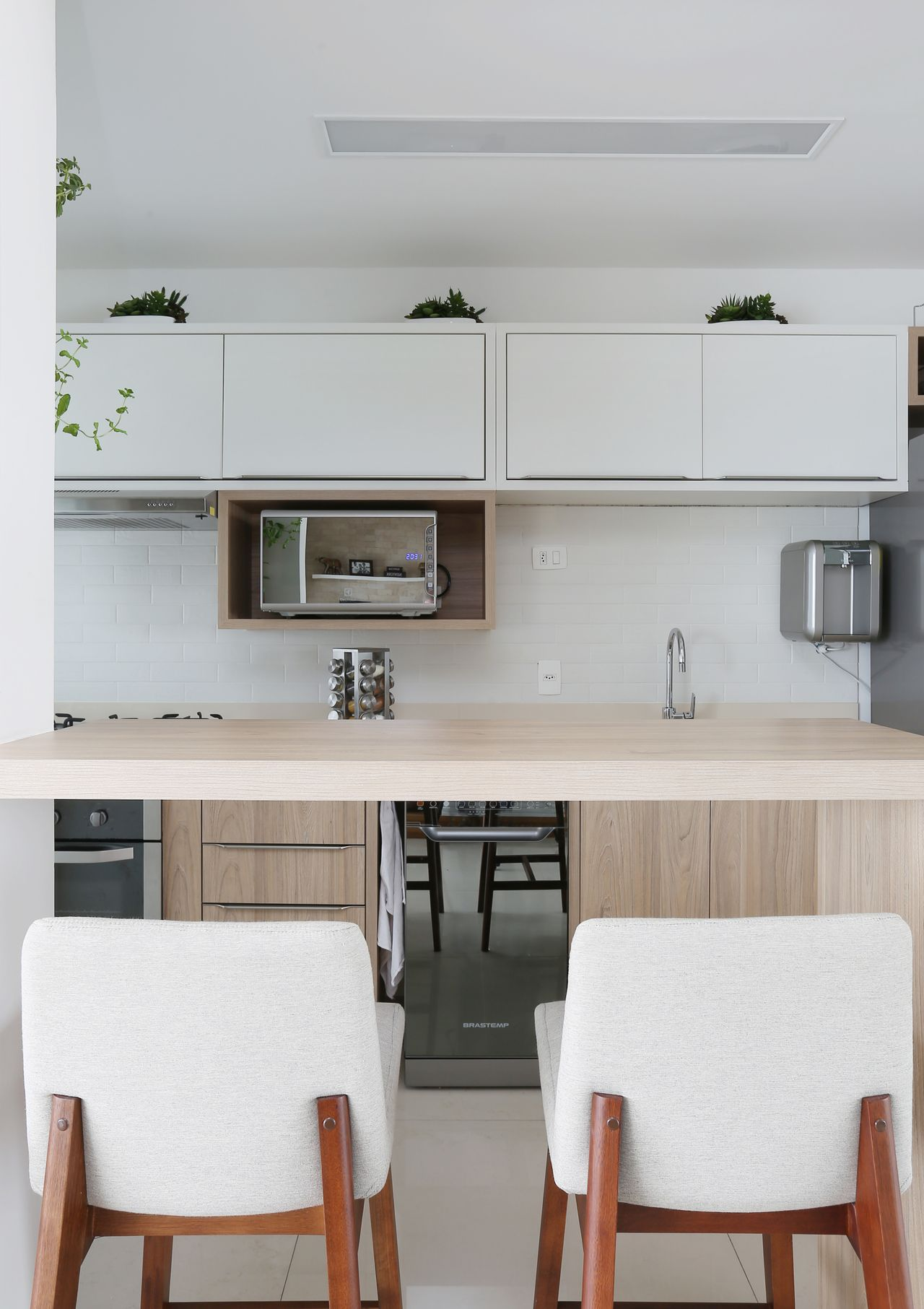 Cozinha Clean De Renata C Faro 164407 No Viva Decora
