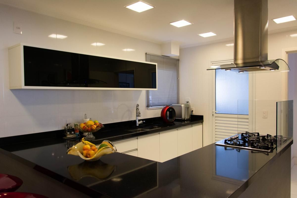 Fotos De Bancada De Cozinha Resimden Com