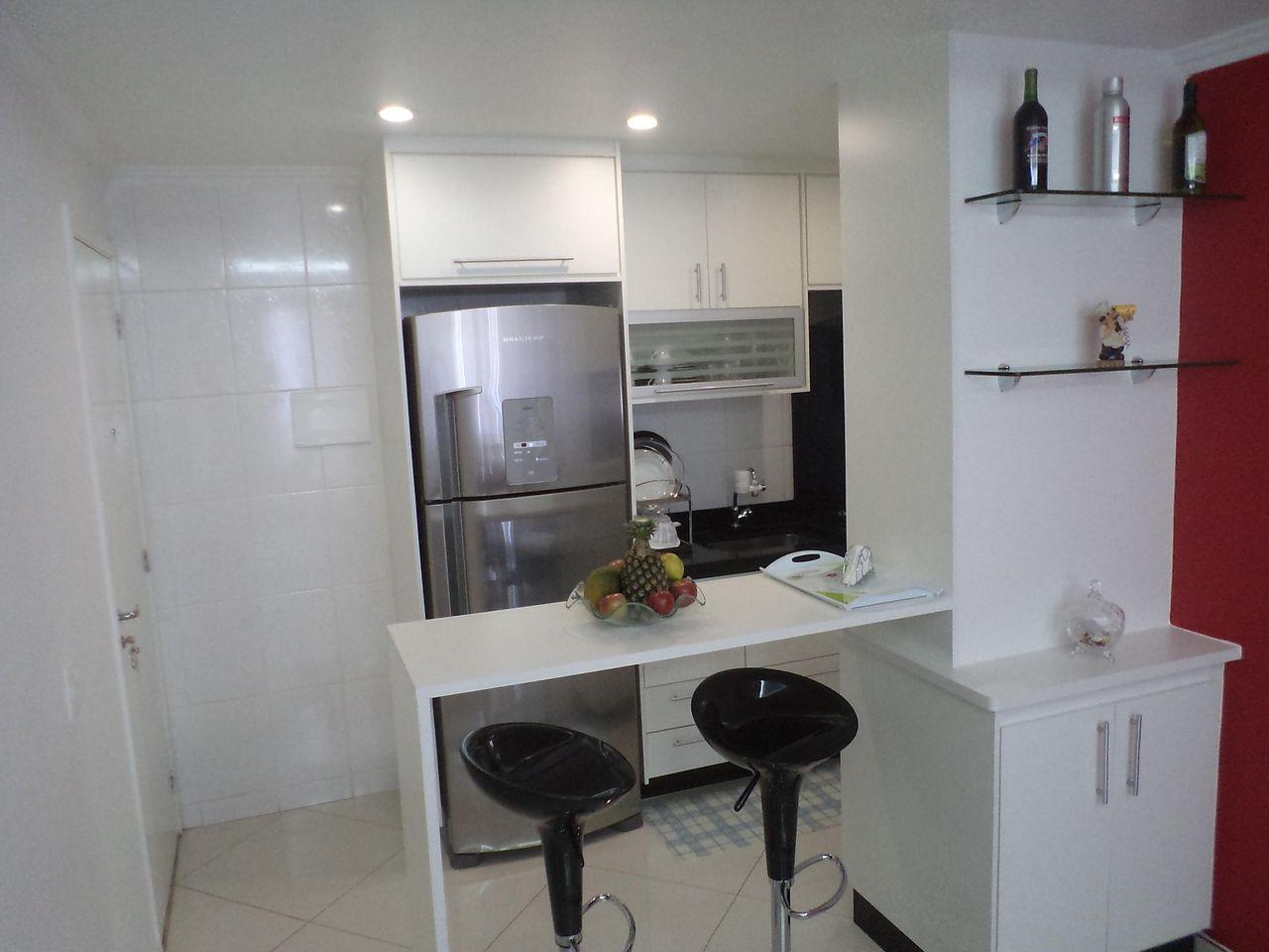 Cozinha Pequena De Paulo Fernandes Calicchio 51441 No Viva Decora