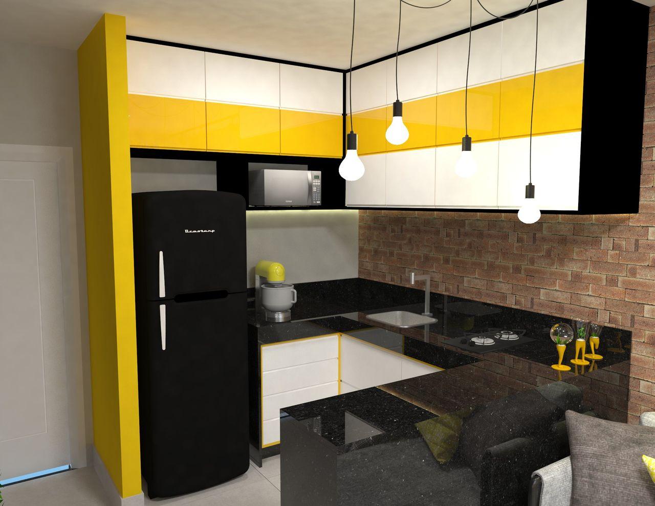 Imagem De Cozinha Americana Simples Oppenau Info