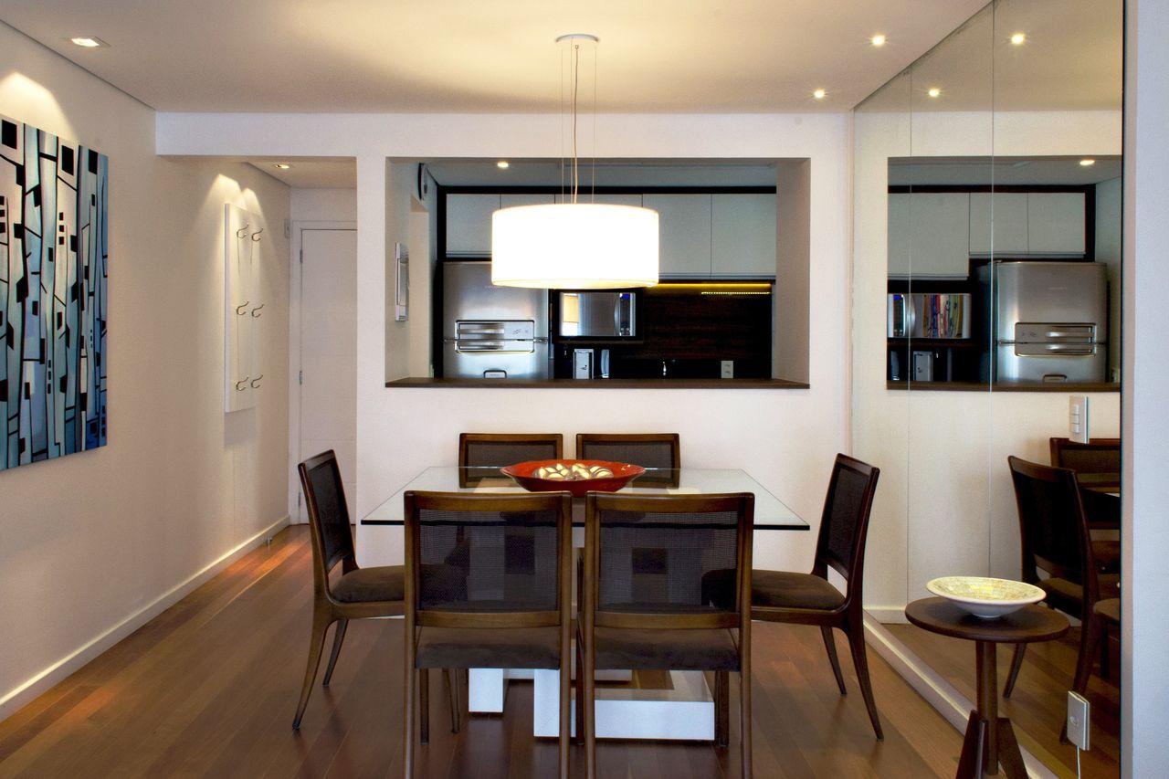 Cozinha Americana Com A Sala Sala E Cozinha Integrados Mais With