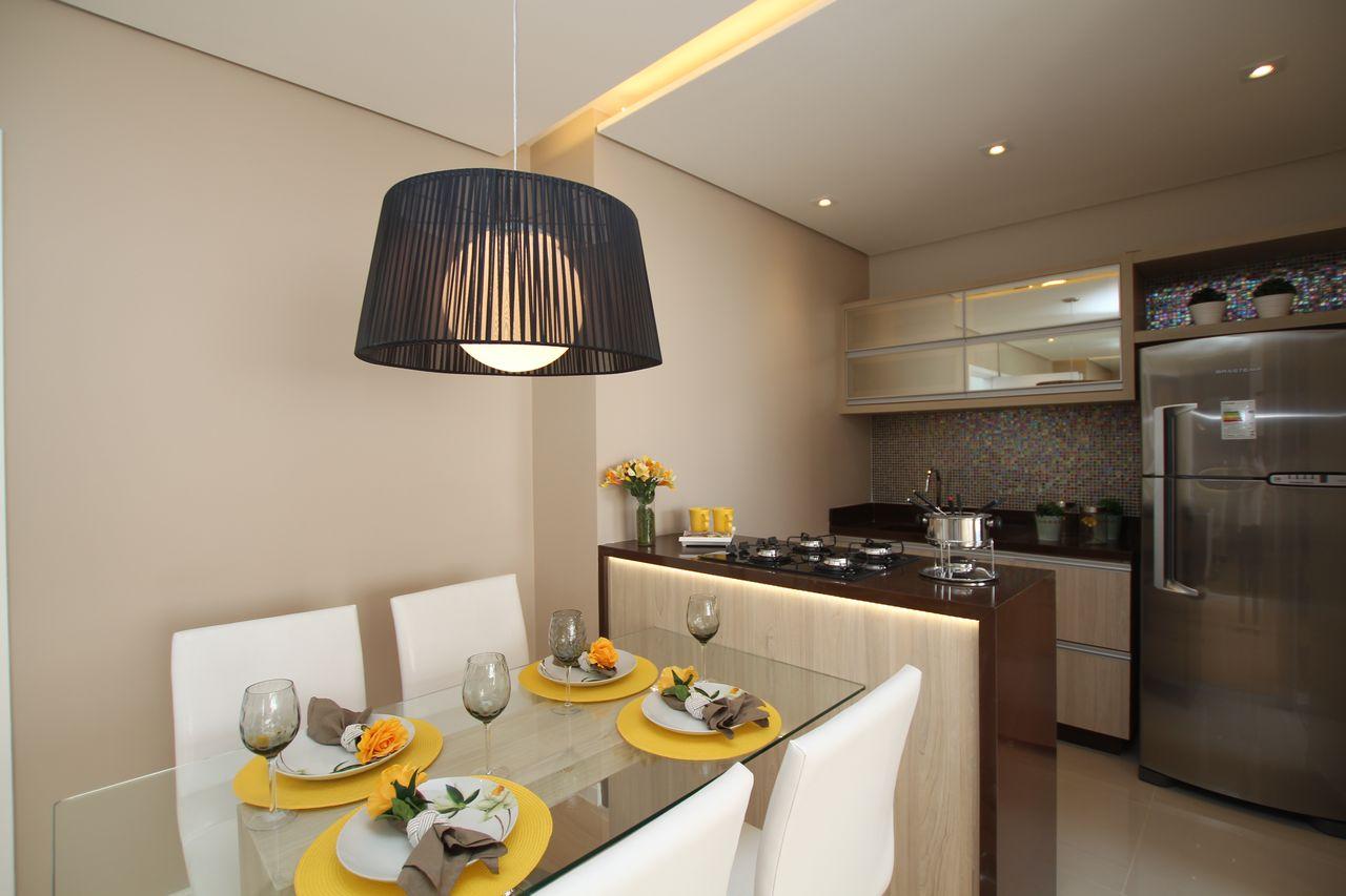 Cozinha Americana Simples Com Sala De Jantar Oppenau Info
