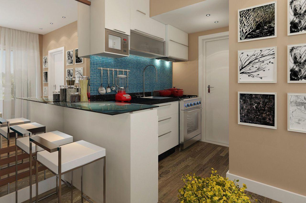 Cozinha Americana De Luciane Mota 14985 No Viva Decora