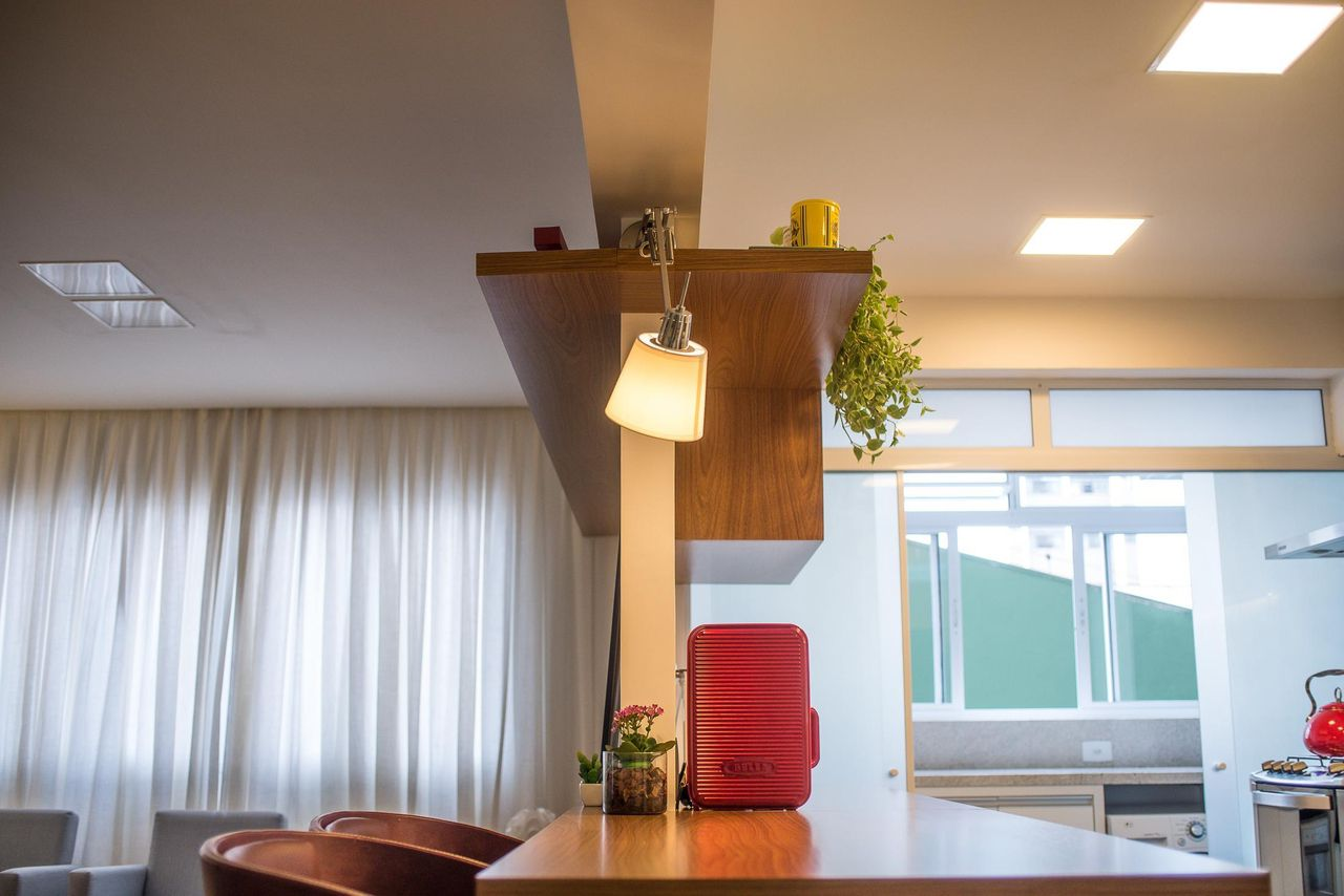 Lumin Ria Suspensa De Tria Arquitetura 83225 No Viva Decora