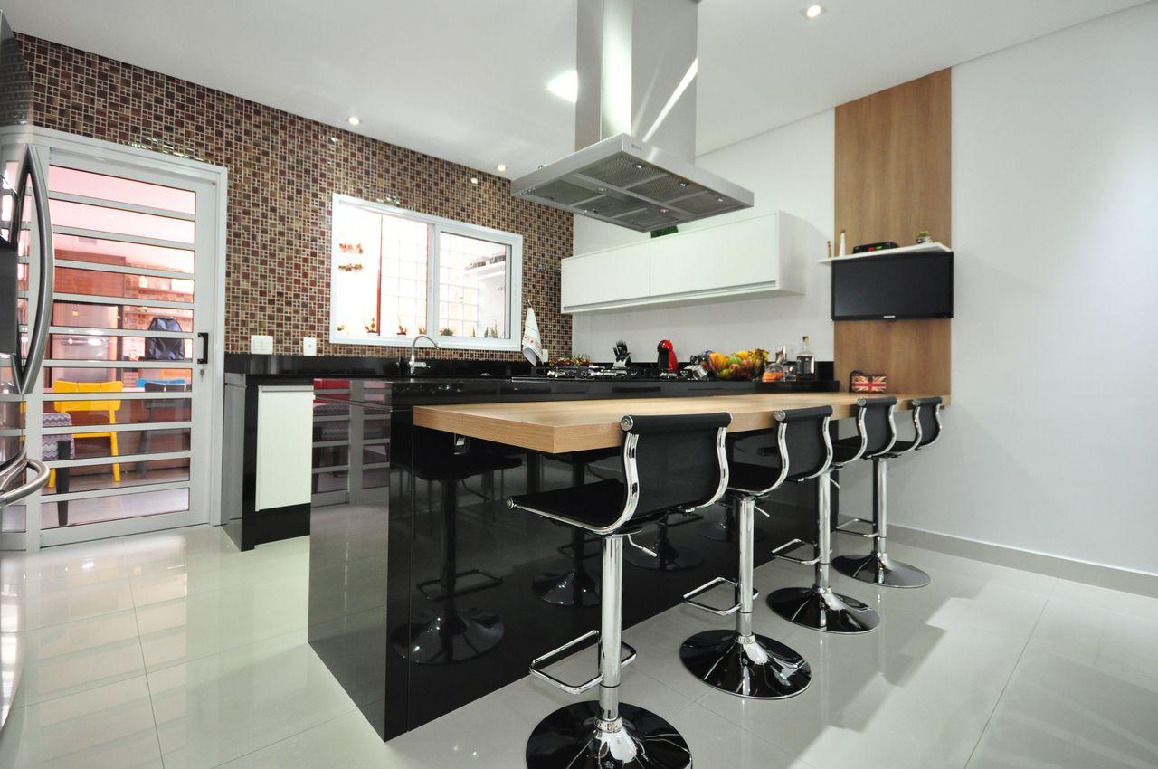 Design De Interiores Cozinha Americana Cozinha Americana Design De