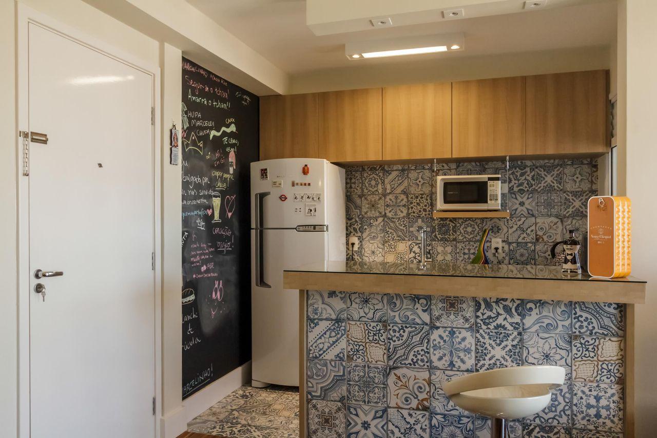 Cozinha Americana Pequena De Fernanda Duarte 64752 No Viva Decora