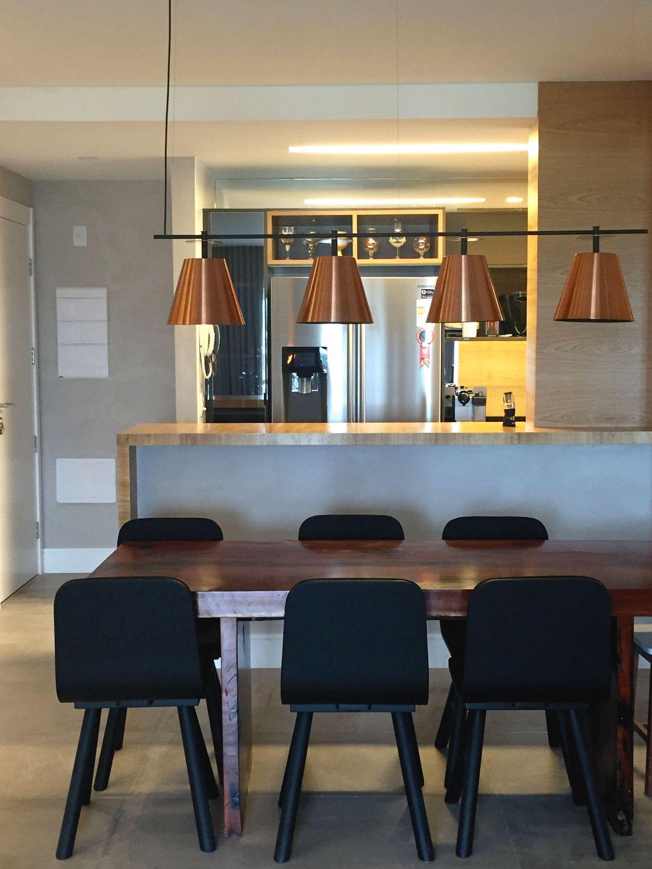 Cozinha Americana Com Sala Integrada Cozinha Integrada Sala Sala