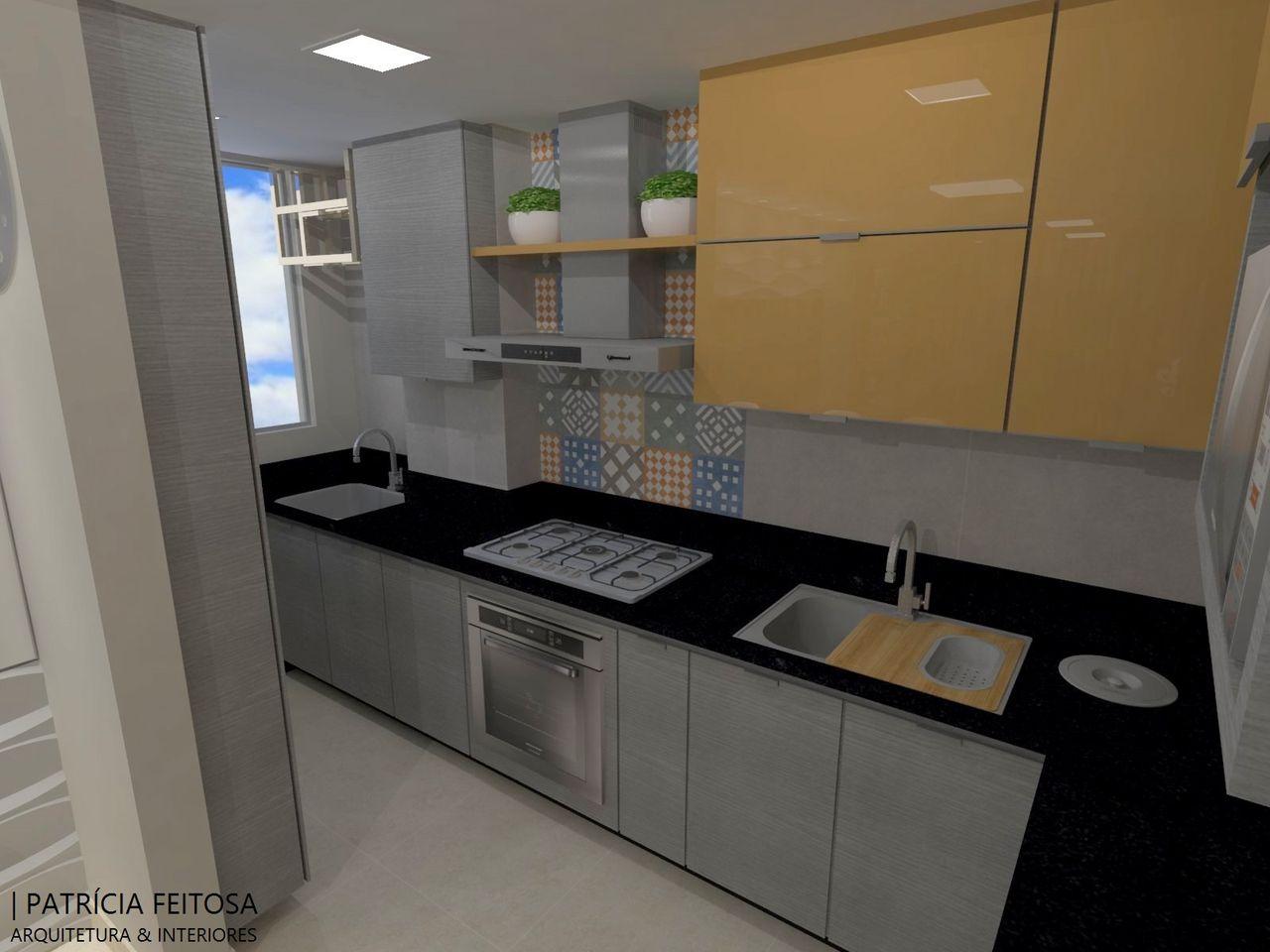 Cozinha Planejada De Patricia Feitosa Matos 141964 No Viva Decora