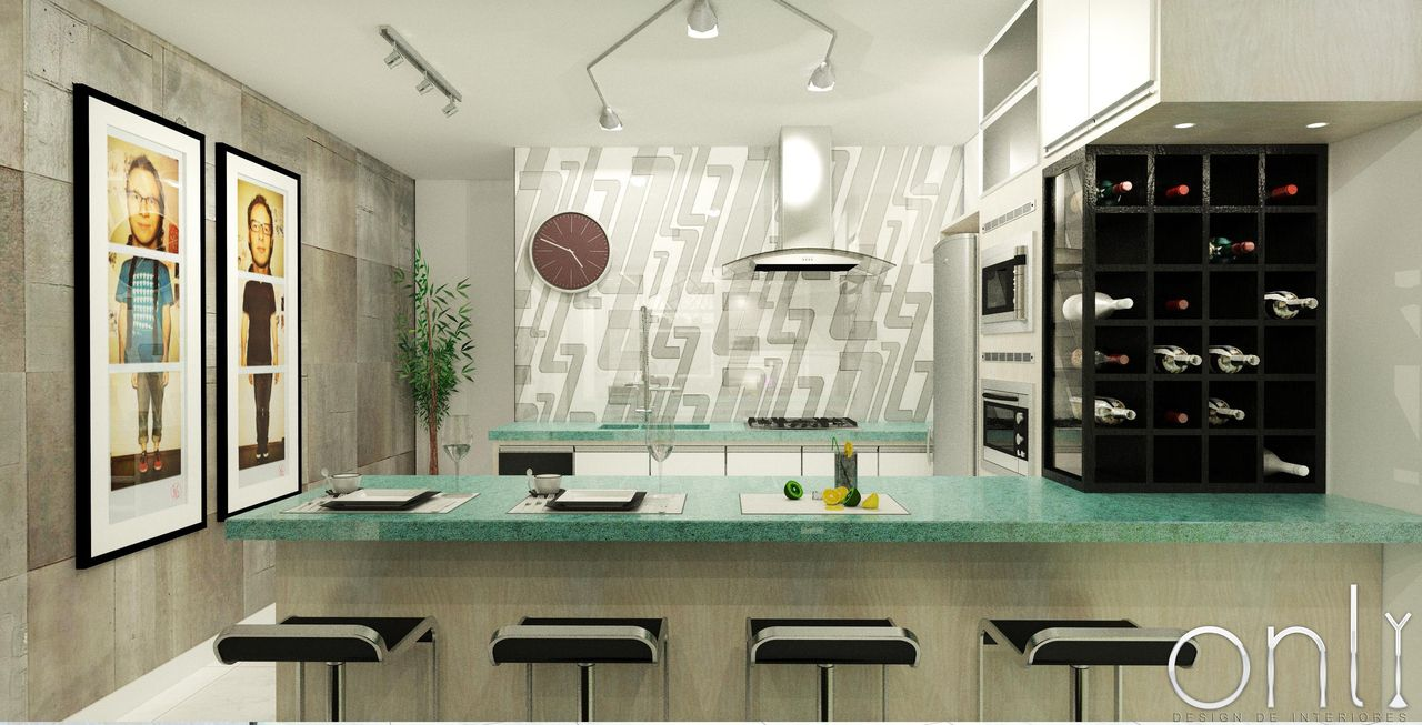 Balc O Verde Gua De Only Design De Interiores 37896 No Viva Decora
