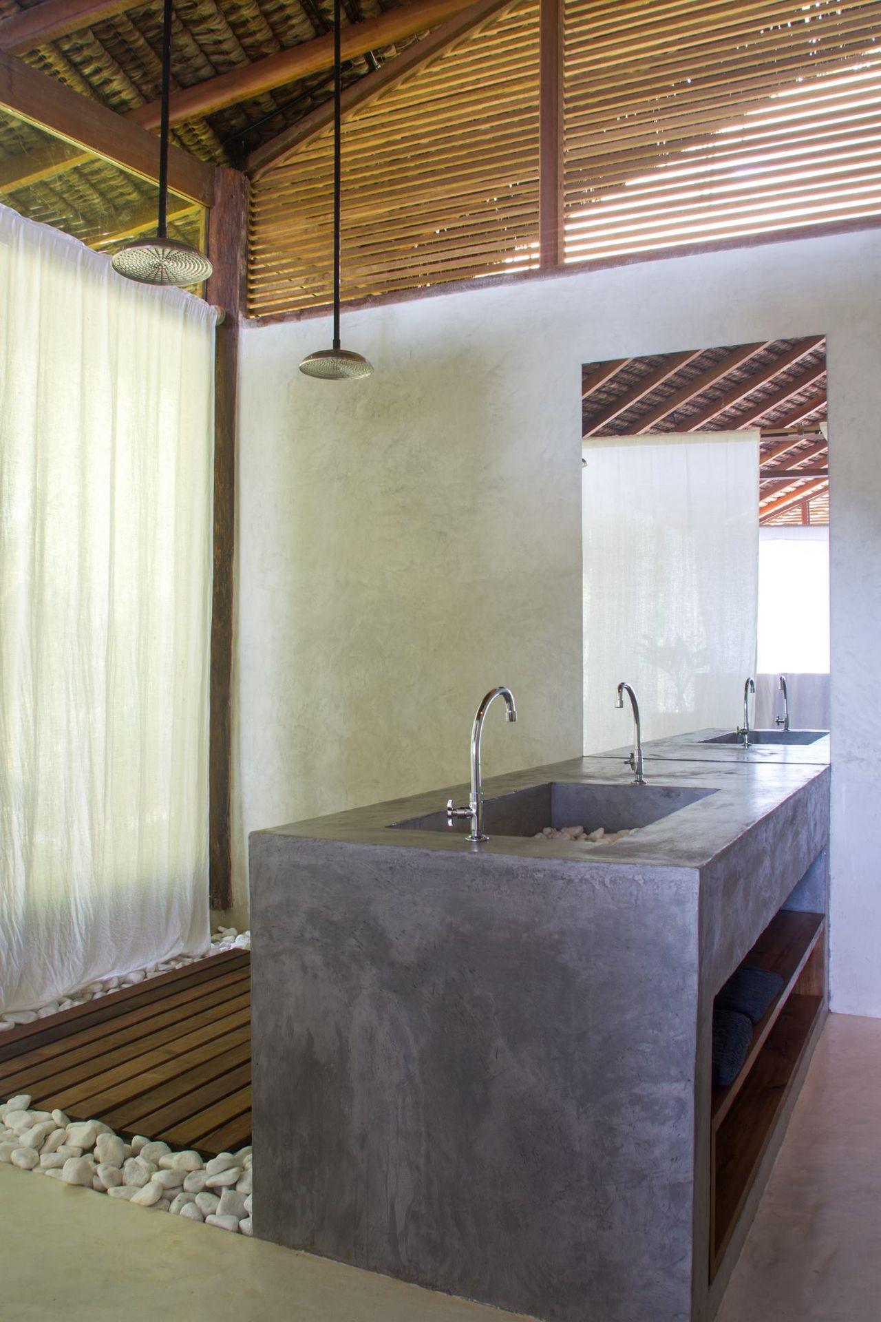 Cozinha Gourmet Com Bancada Ilha De Meireles Pavan Arquitetura