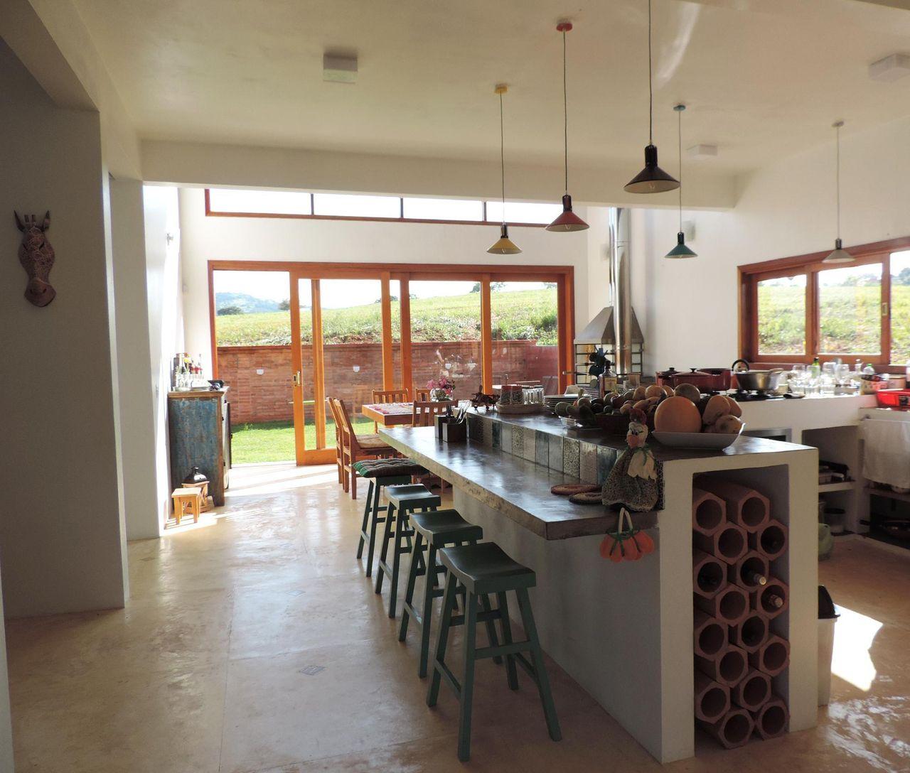 Bancada Da Cozinha De Ilha Arquitetura 107504 No Viva Decora