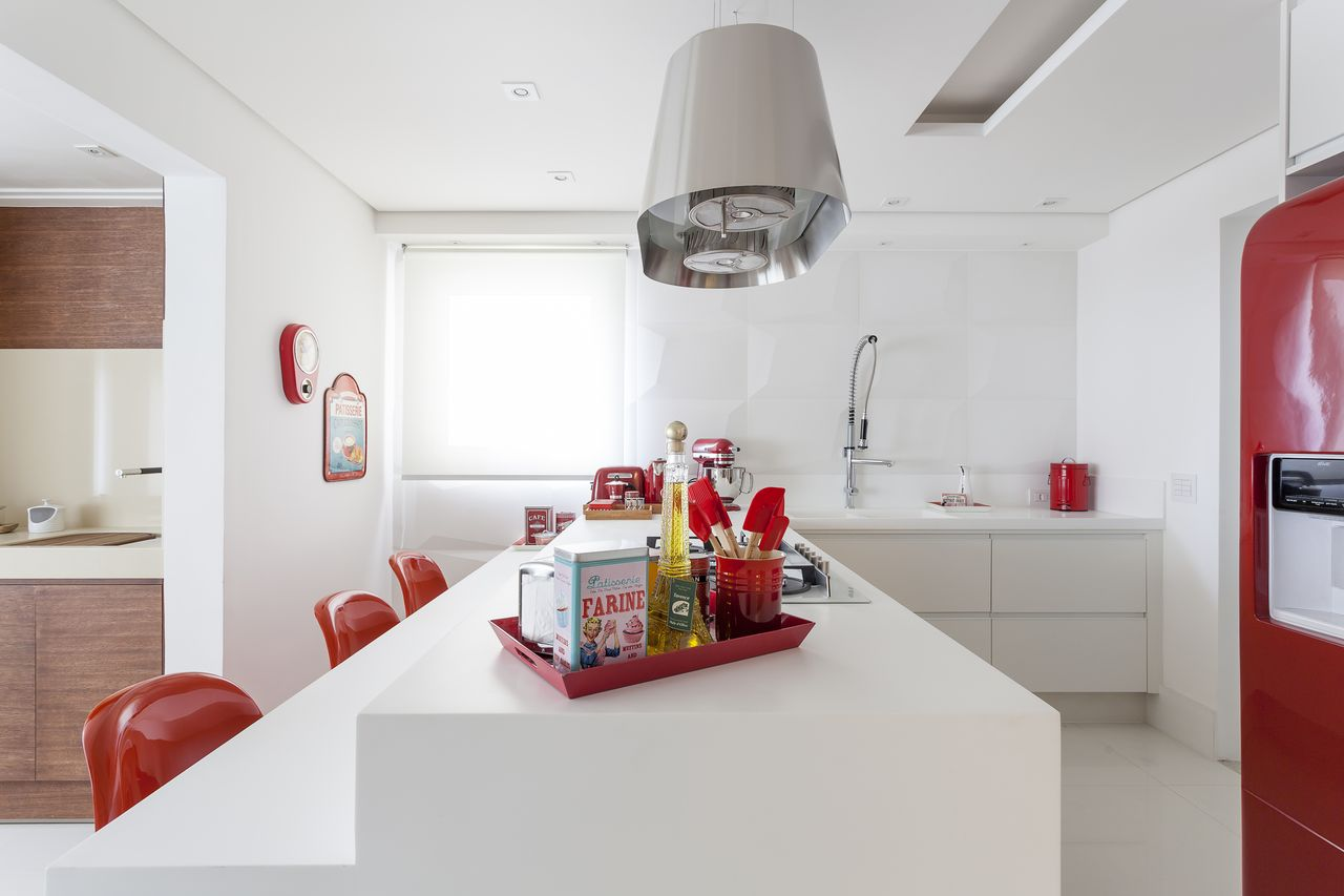 Detalhes Para Cozinha Sala Estar Integrada Sala Jantar Estilo Clean