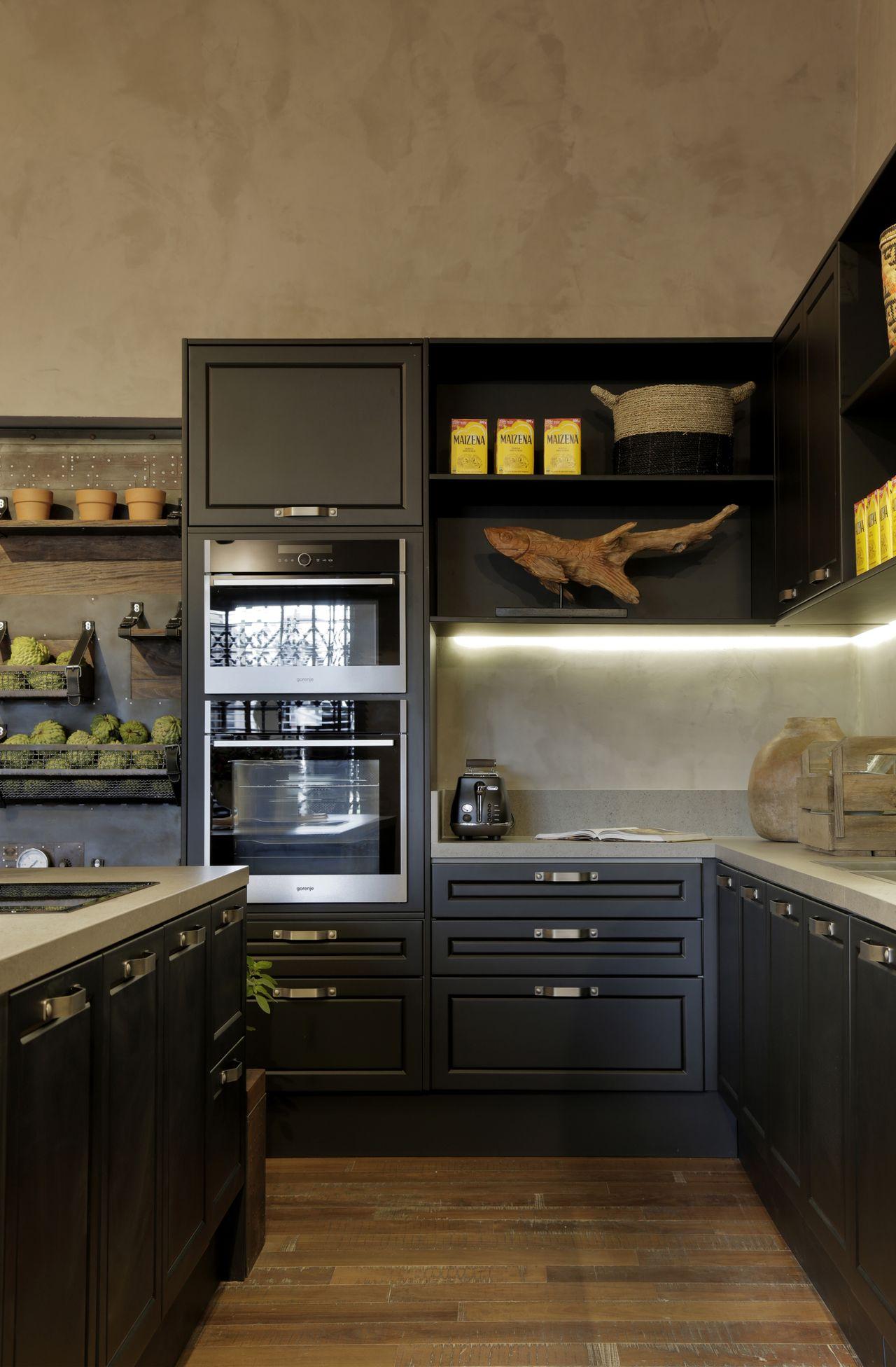 Iluminao De Cozinha Com Led Iluminao Na Cozinha Portanto J No H