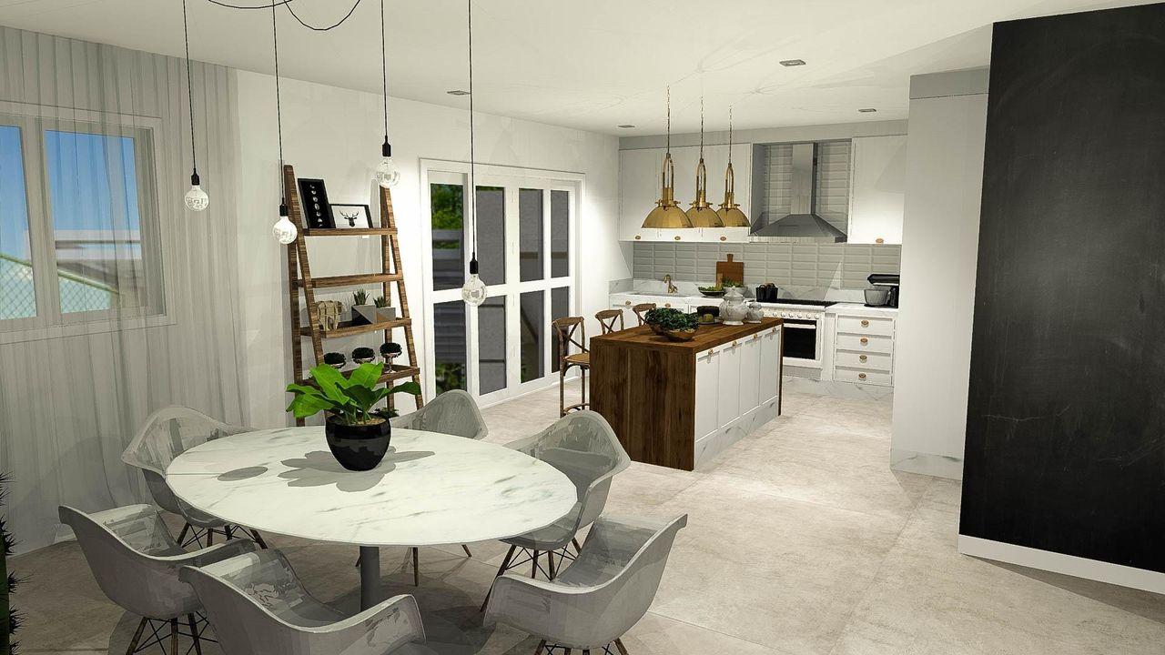 Cozinha Escandinavo De Thais Nogueira 69056 No Viva Decora