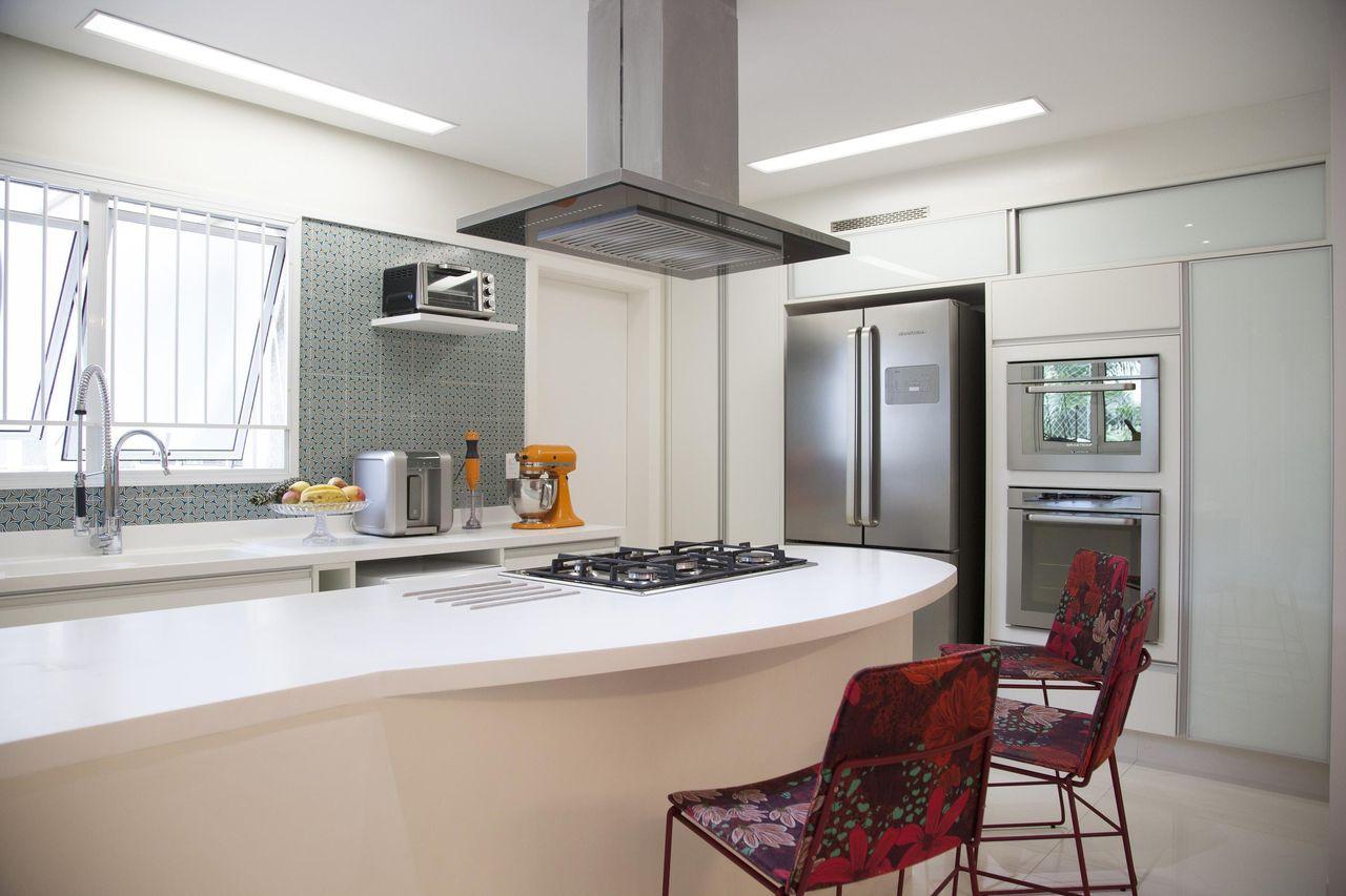 Cozinha Moderna De Tikkanen Arquitetura 113010 No Viva Decora