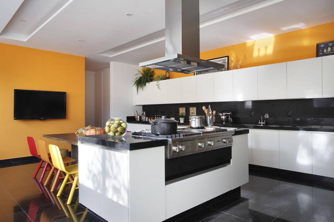 Cozinha Gourmet Pequenos Espaos Mveis Sob Medida Para Rea Gourmet