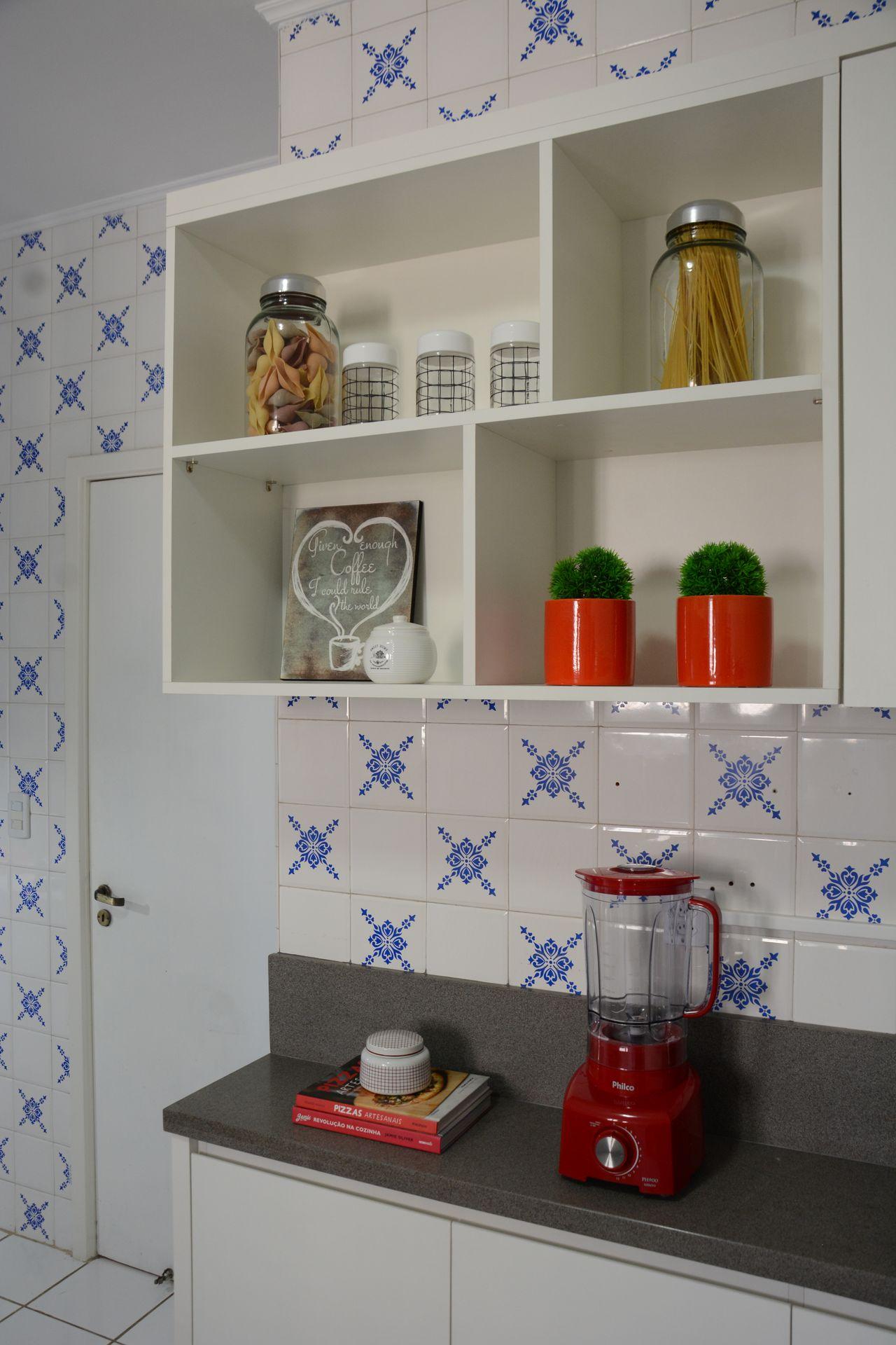Nichos Decorativos Na Cozinha De Nathalia Bilibio 143221 No Viva