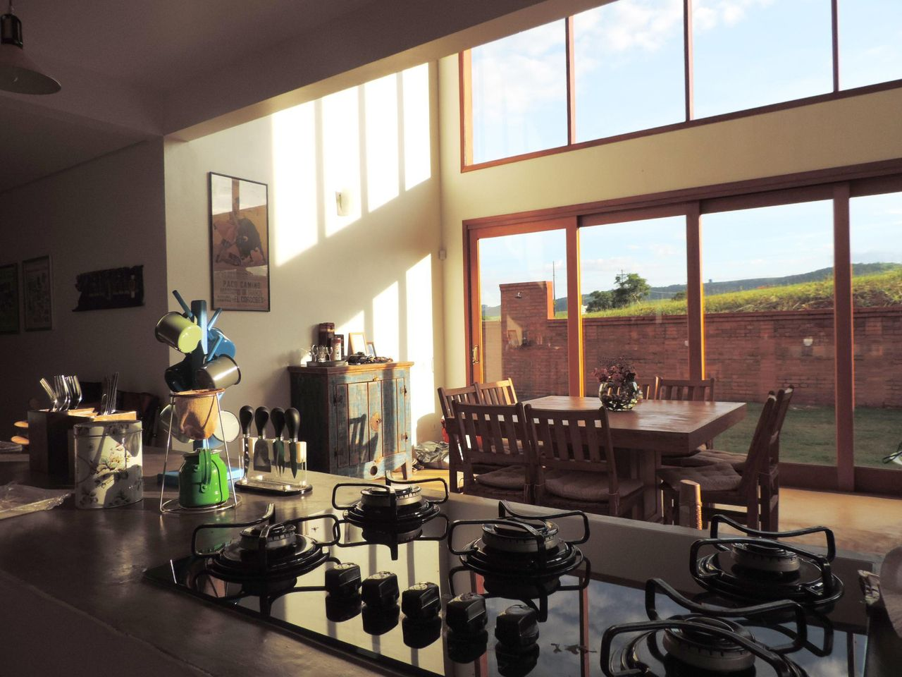 Sala De Conv Vio De Ilha Arquitetura 107503 No Viva Decora