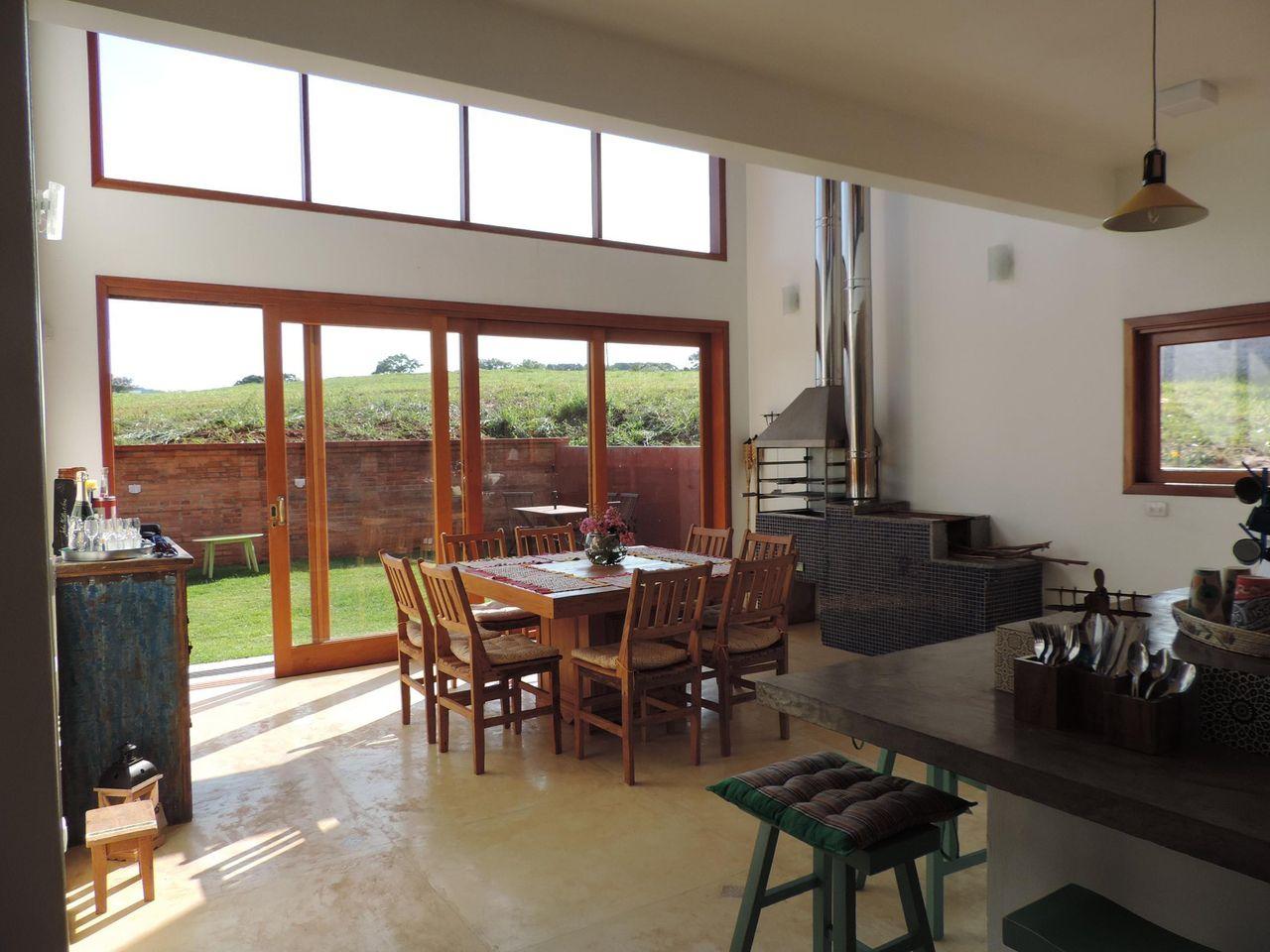 Sala De Jantar De Ilha Arquitetura 107502 No Viva Decora