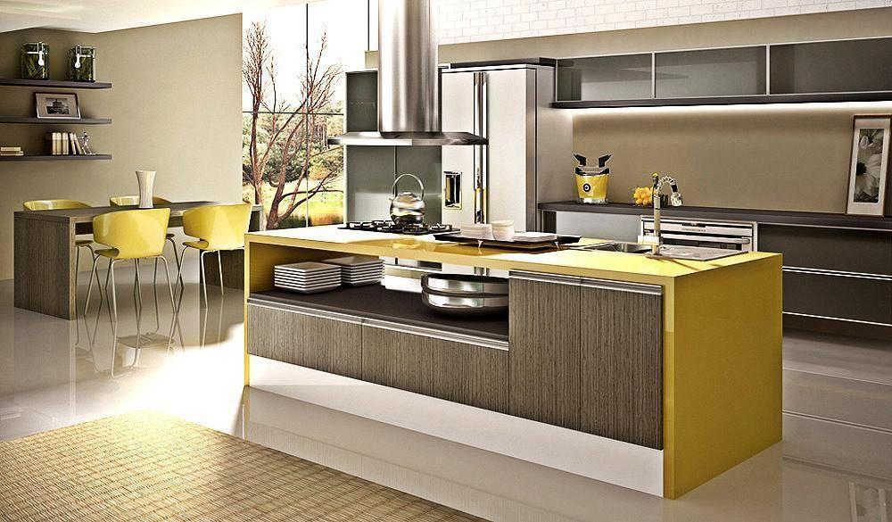 Wibamp com Cozinha Planejada Qual O Valor ~ Idéias do Projeto da Cozinha para a Inspiraç u00e3o