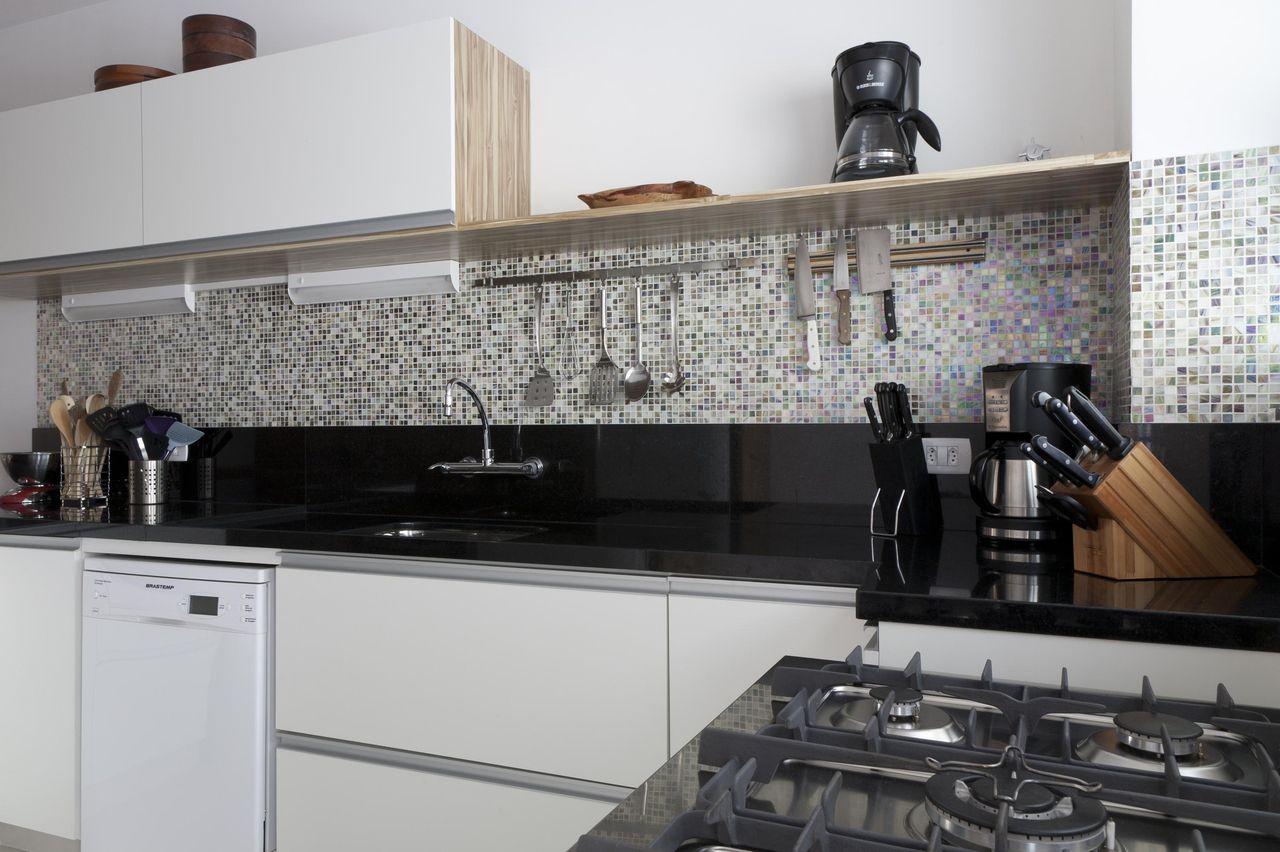 Bancada Em Granito Preto S O Gabriel De Adell E Porto 14434 No  ~ Bancada Cozinha Granito Preto