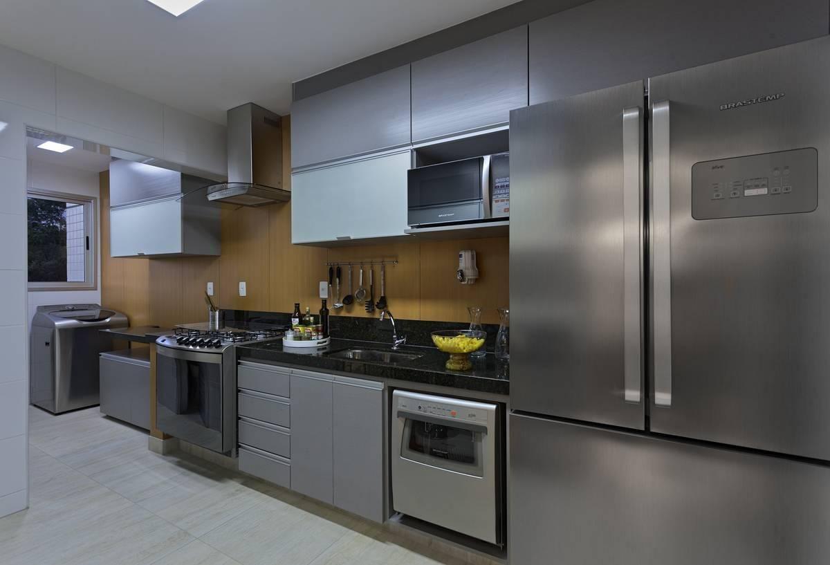 Lavanderia Apartamento Planejada Apartamento Amplo Com Msendo Sala