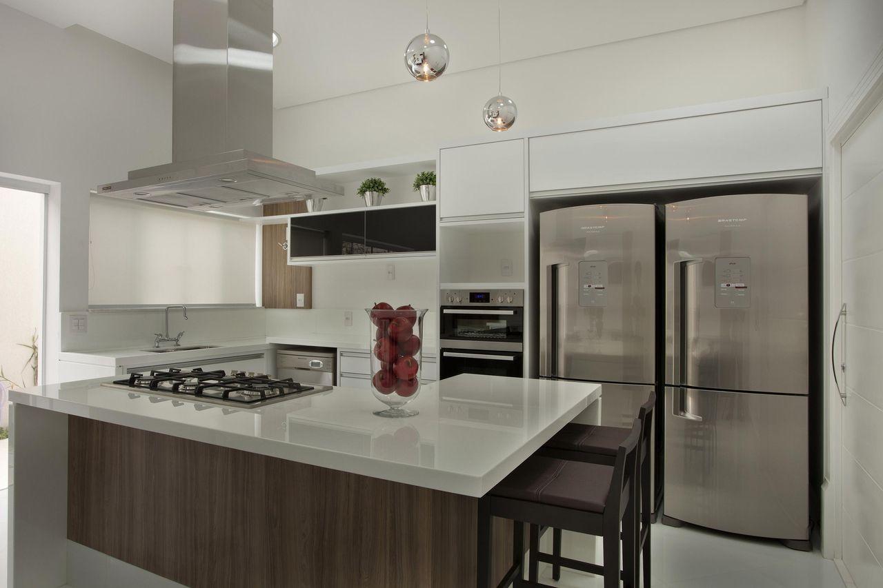 Cozinha Compacta Com Bancada Gourmet Beyato Com V Rios Desenhos