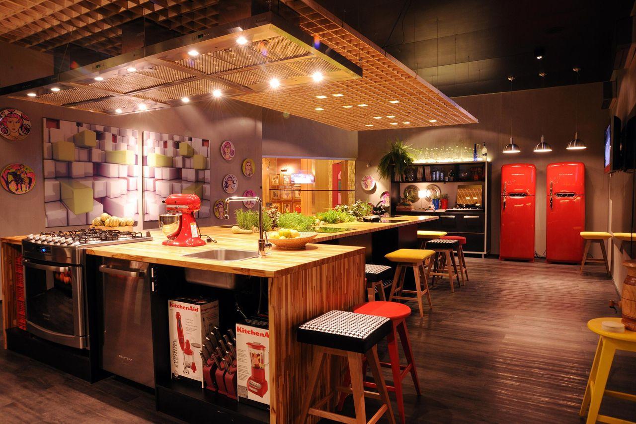 Cozinha Com Ilha De Cristina Bozian 63741 No Viva Decora