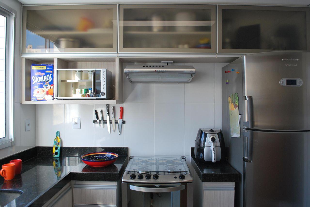 Nichos Para Cozinha Americana Cozinha Pequena Americana Apartamento
