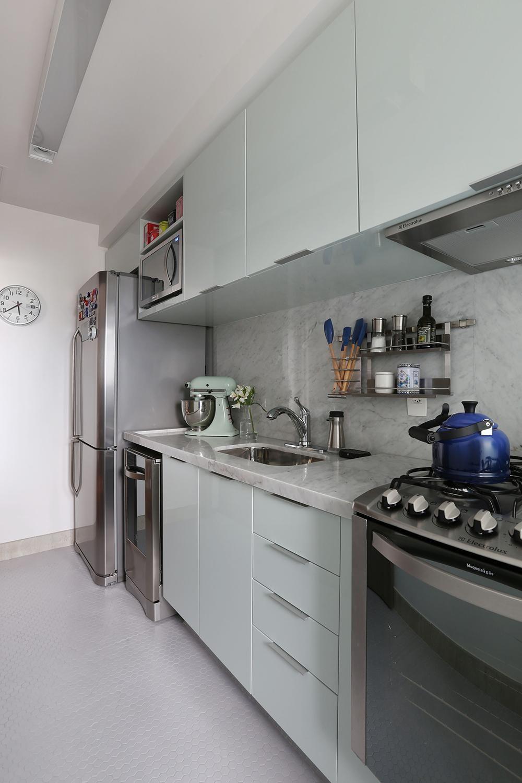 Cozinha Com Pia De M Rmore De Mandril Arquitetura 23363 No Viva Decora