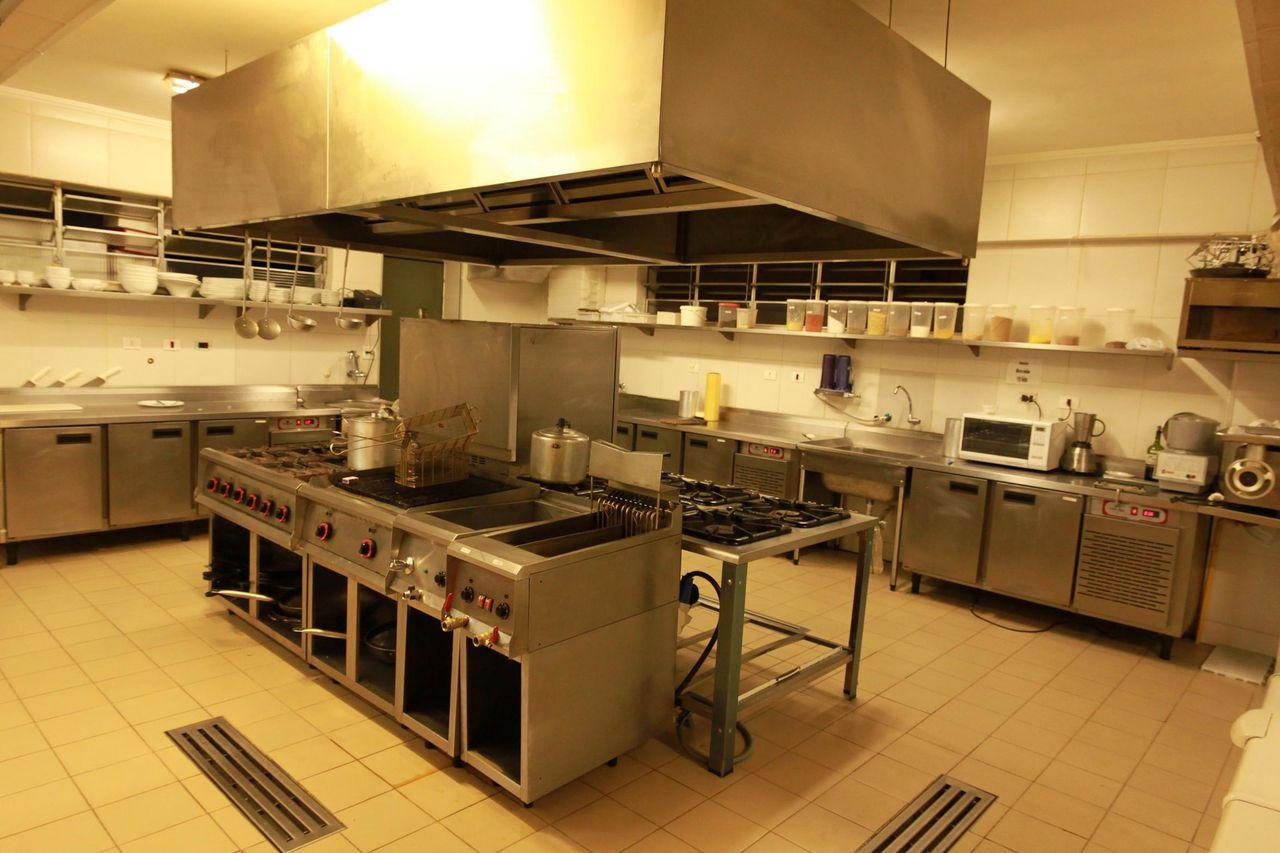 O Que Cozinha Industrial Cozinha Industrial Estrutura Bsica