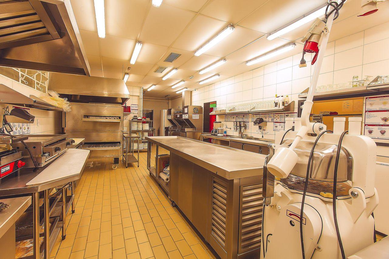 Cozinha Industrial De Martins Lucena 109249 No Viva Decora