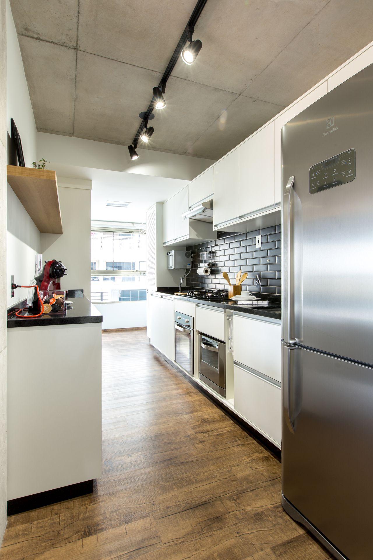 Cozinha Integrada Com Lavanderia De Fabiana Montandon 130972 No