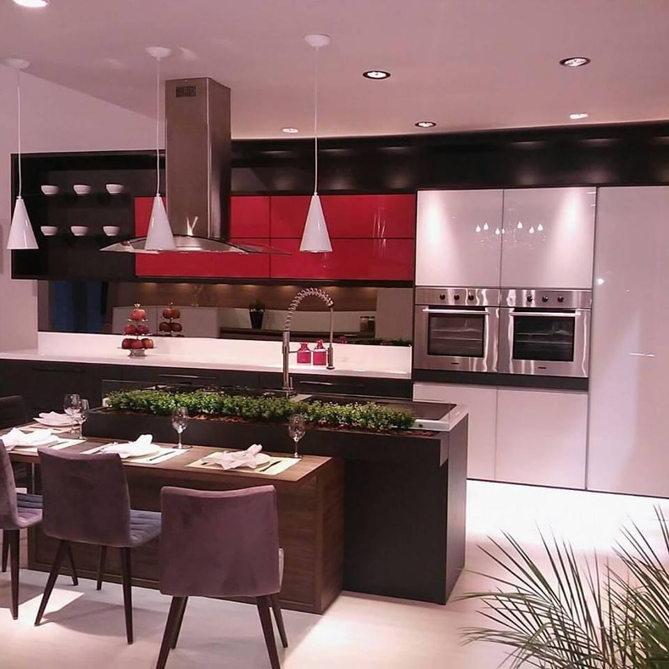 Cozinha Moderna De Rosangela Rom O 123919 No Viva Decora