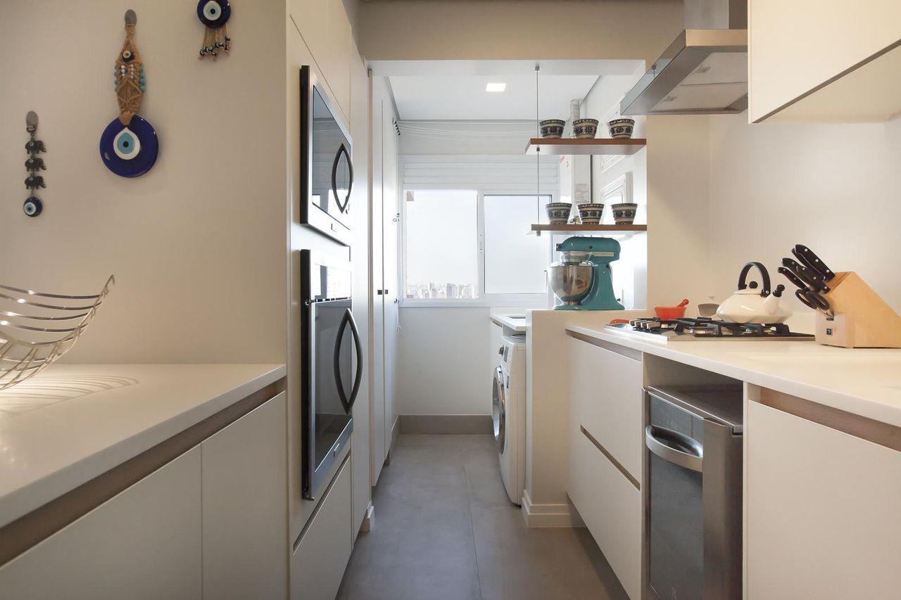 Cozinha Pequena Ilha Se Voc No Tem Espao Em Seu Imvel Para