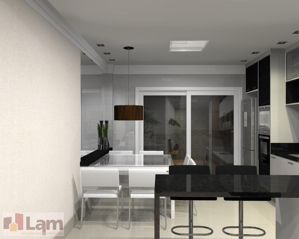 Mesa Quadrada Tampo Em Vidro De Lam Arquitetura Interiores